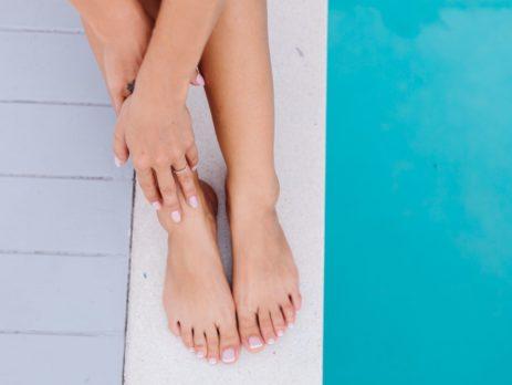 pieds callosités